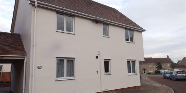 Asking Price £165,000, 2 Bedroom Flat For Sale in Colchester, CO4