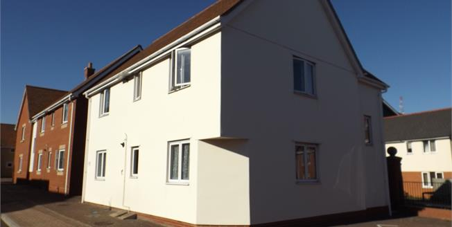 Asking Price £156,000, 2 Bedroom Flat For Sale in Colchester, CO4