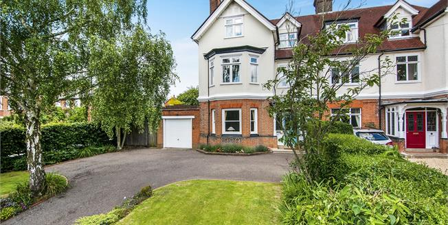 Asking Price £1,500,000, 5 Bedroom Semi Detached House For Sale in Epping, CM16