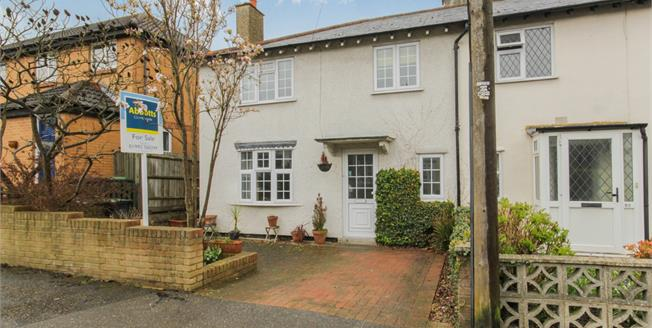 Offers in the region of £600,000, 3 Bedroom Semi Detached House For Sale in Epping, CM16