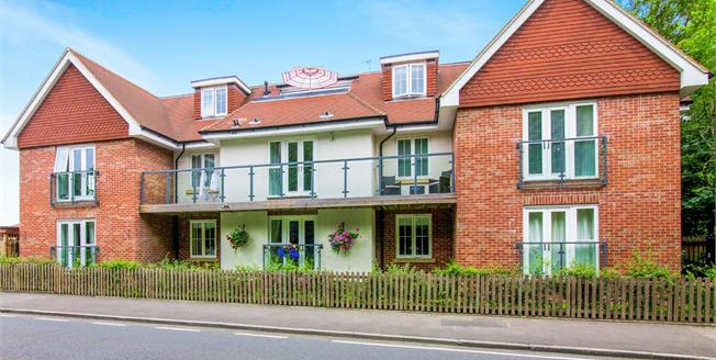 Offers Over £400,000, 2 Bedroom Flat For Sale in Epping, CM16