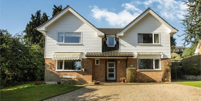 Asking Price £1,400,000, 5 Bedroom Detached House For Sale in Epping, CM16