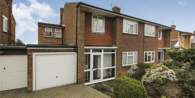 Asking Price £600,000, 4 Bedroom Semi Detached House For Sale in Epping, CM16