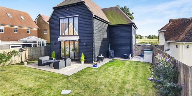 Offers Over £675,000, 4 Bedroom Detached House For Sale in Harlow, CM17
