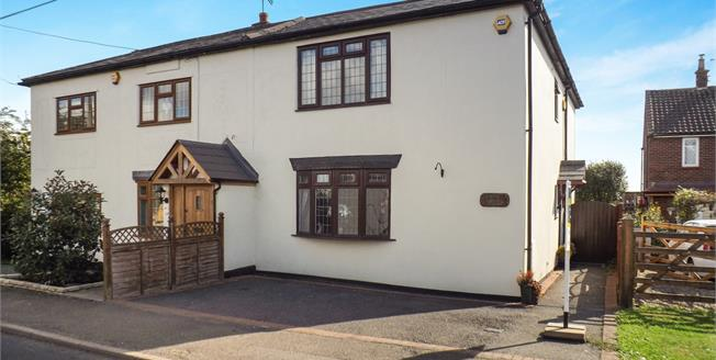 Asking Price £550,000, 3 Bedroom Semi Detached House For Sale in Hastingwood, CM17