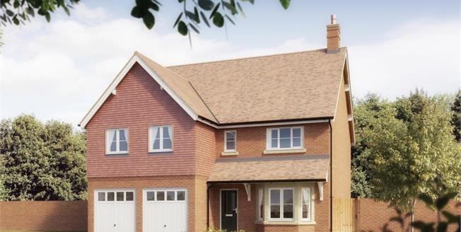 Fixed Price £622,000, 5 Bedroom Detached House For Sale in Eastwick, CM20