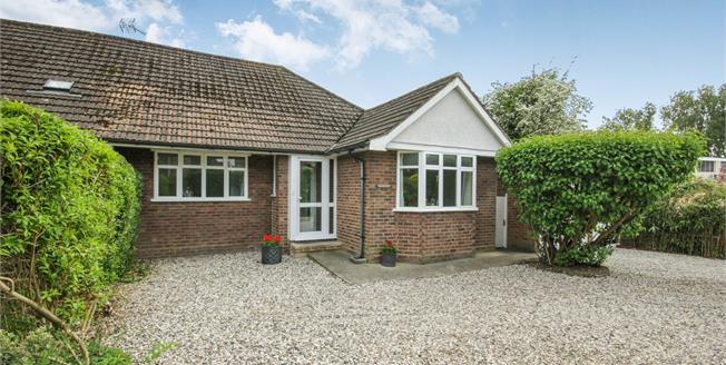 Asking Price £675,000, 3 Bedroom Semi Detached Bungalow For Sale in Ongar, CM5