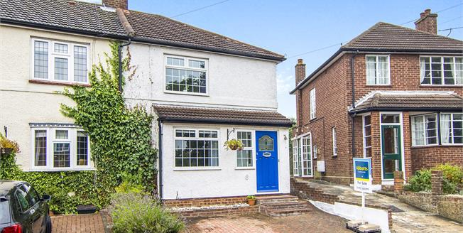 Offers Over £600,000, 3 Bedroom End of Terrace House For Sale in Epping, CM16