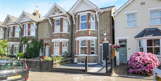 Offers in excess of £600,000, 4 Bedroom Semi Detached House For Sale in Epping, CM16