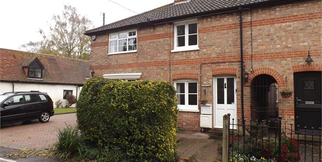 Asking Price £345,000, 2 Bedroom Terraced Cottage For Sale in Thornwood, CM16