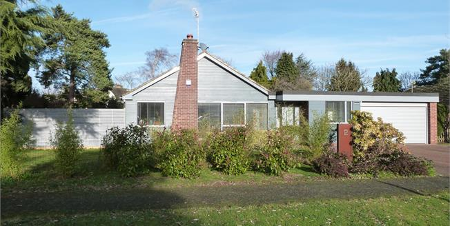 Offers Over £700,000, 4 Bedroom Detached Bungalow For Sale in Matching Green, CM17