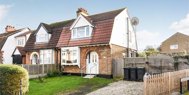 Asking Price £575,000, 3 Bedroom Semi Detached House For Sale in Coopersale, CM16