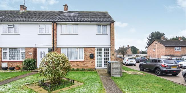 Asking Price £300,000, 3 Bedroom End of Terrace House For Sale in Harlow, CM18