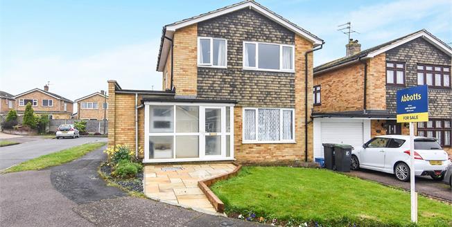 Asking Price £500,000, 3 Bedroom Link Detached House For Sale in North Weald, CM16