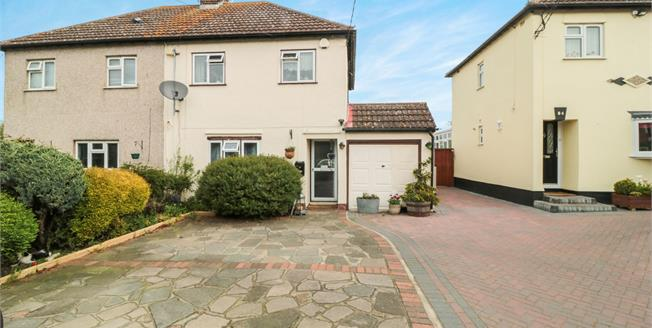 Asking Price £400,000, 3 Bedroom Semi Detached House For Sale in Ongar, CM5