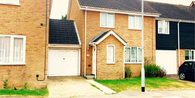 Asking Price £320,000, 3 Bedroom Detached House For Sale in South Woodham Ferrers, CM3