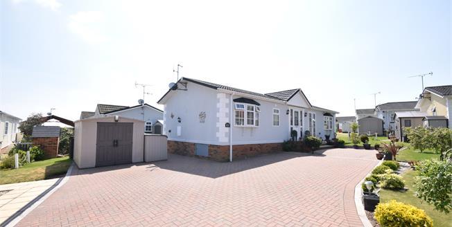 Asking Price £250,000, 2 Bedroom Detached Bungalow For Sale in Battlesbridge, SS11