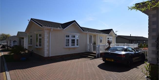 Asking Price £185,000, 2 Bedroom Detached Bungalow For Sale in Battlesbridge, SS11