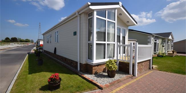 Asking Price £165,000, 2 Bedroom Detached Bungalow For Sale in Battlesbridge, SS11