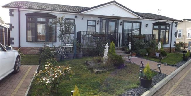 Offers in excess of £220,000, 2 Bedroom Detached Bungalow For Sale in Battlesbridge, SS11