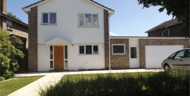 Offers Over £500,000, 4 Bedroom Detached House For Sale in Frinton-on-Sea, CO13