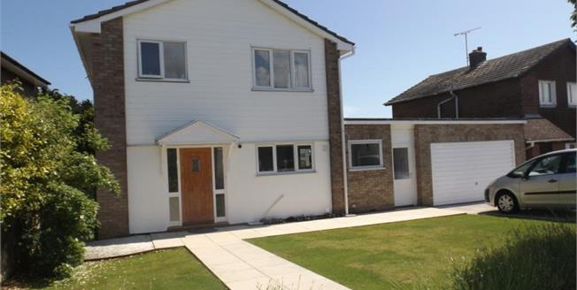 Offers Over £480,000, 4 Bedroom Detached House For Sale in Frinton-on-Sea, CO13