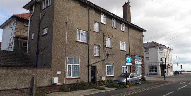 Offers Over £95,000, 2 Bedroom Flat For Sale in Essex, CO14