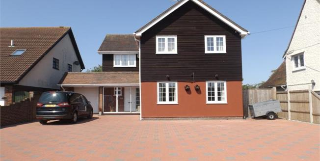 Offers Over £425,000, 5 Bedroom Detached House For Sale in Kirby Cross, CO13