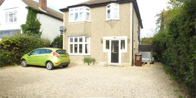 Offers Over £355,000, 4 Bedroom Detached House For Sale in Kirby Cross, CO13