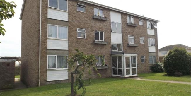 Offers Over £125,000, 2 Bedroom Flat For Sale in Walton on the Naze, CO14