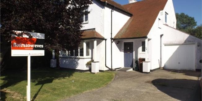 Asking Price £475,000, 4 Bedroom Detached House For Sale in Frinton-on-Sea, CO13