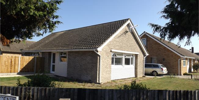 Offers Over £290,000, 3 Bedroom Detached Bungalow For Sale in Kirby Cross, CO13