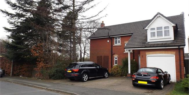 Offers Over £240,000, 4 Bedroom Detached House For Sale in Westhoughton, BL5