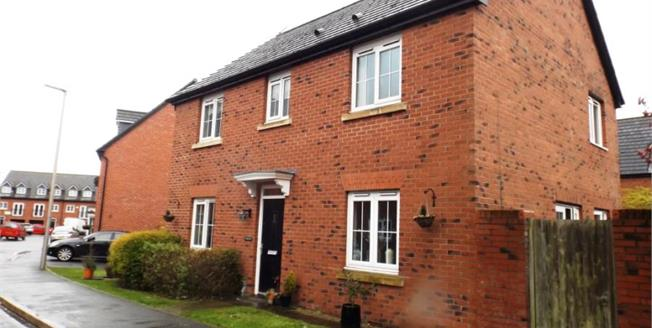 Asking Price £185,000, 4 Bedroom Detached House For Sale in Atherton, M46