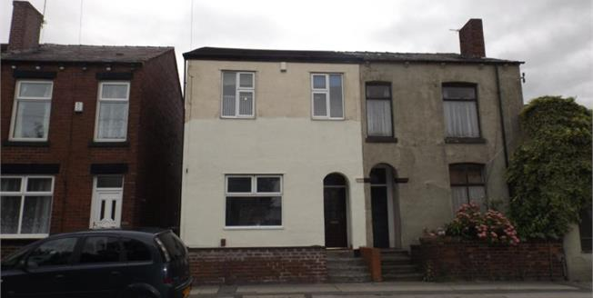£119,950, 3 Bedroom Semi Detached House For Sale in Westhoughton, BL5
