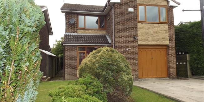 Offers Over £220,000, 4 Bedroom Detached House For Sale in Westhoughton, BL5