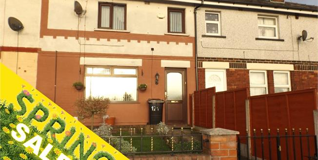 Offers Over £65,000, 3 Bedroom Terraced House For Sale in Atherton, M46