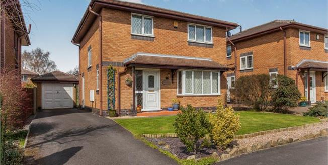 Asking Price £220,000, 4 Bedroom Detached House For Sale in Westhoughton, BL5