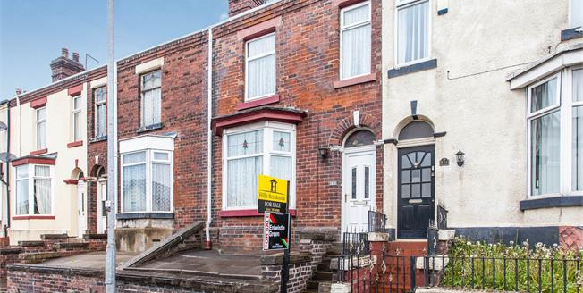 Offers Over £90,000, 3 Bedroom Terraced House For Sale in Horwich, BL6