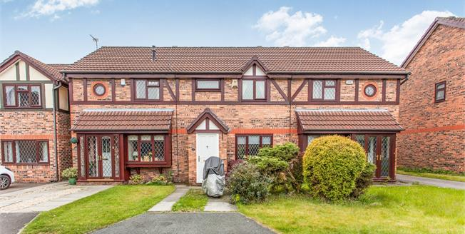 Offers Over £120,000, 3 Bedroom Terraced House For Sale in Westhoughton, BL5