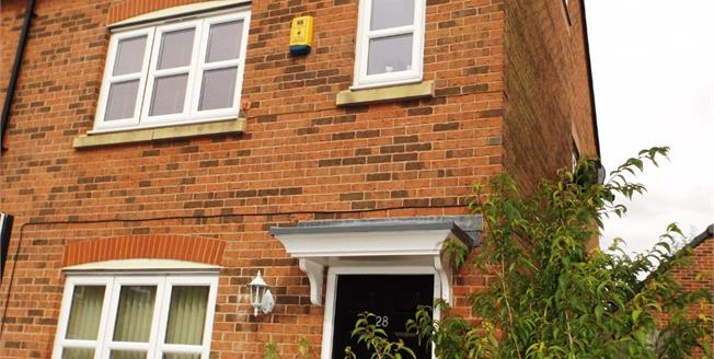 Offers in the region of £165,000, 4 Bedroom End of Terrace House For Sale in Westhoughton, BL5