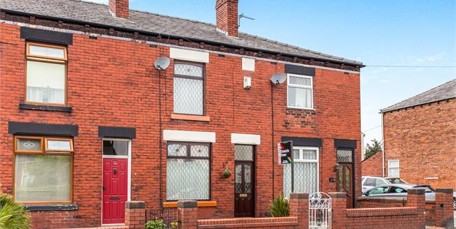 Offers Over £100,000, 2 Bedroom Terraced House For Sale in Westhoughton, BL5