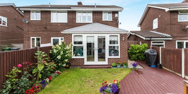 Offers Over £158,000, 3 Bedroom Semi Detached House For Sale in Westhoughton, BL5