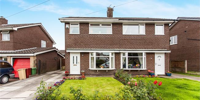 Offers Over £165,000, 3 Bedroom Semi Detached House For Sale in Westhoughton, BL5