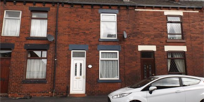 Offers Over £90,000, 3 Bedroom Terraced House For Sale in Hindley, WN2