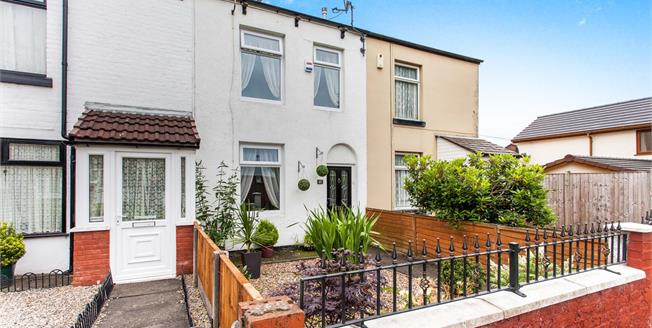Offers Over £105,000, 3 Bedroom Terraced House For Sale in Westhoughton, BL5