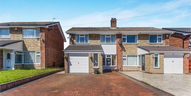 Offers Over £170,000, 3 Bedroom Semi Detached House For Sale in Westhoughton, BL5