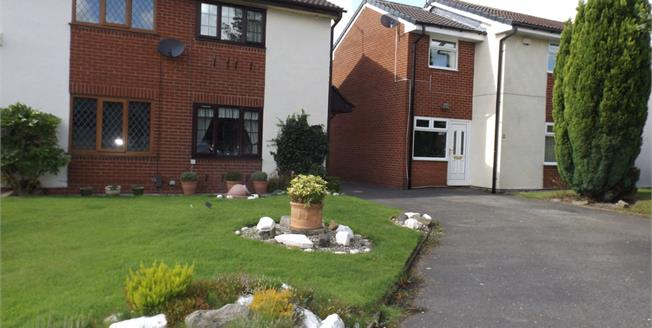 Offers in the region of £100,000, 2 Bedroom Semi Detached House For Sale in Westhoughton, BL5