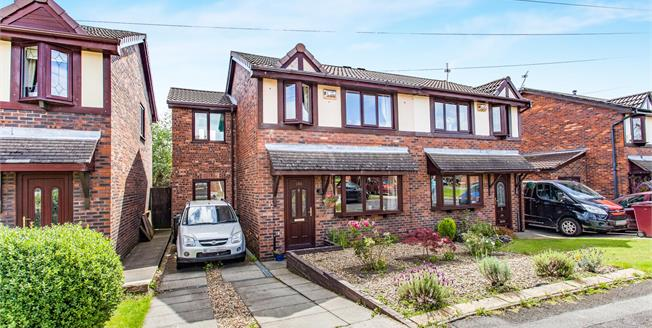 Offers Over £140,000, 4 Bedroom Semi Detached House For Sale in Westhoughton, BL5