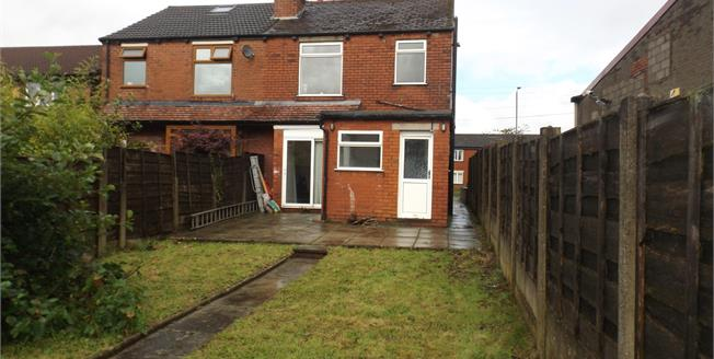 Asking Price £129,950, 3 Bedroom Semi Detached House For Sale in Westhoughton, BL5